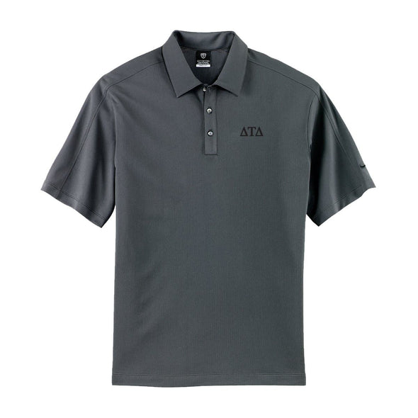 Clearance! Delt Charcoal Nike Performance Polo