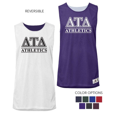 Delt Intramural Athletics Reversible Mesh Tank