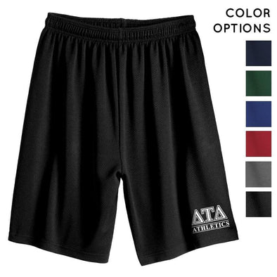 Delt Intramural Athletics Performance Shorts