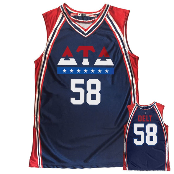 Clearance! Delt Basketball Jersey