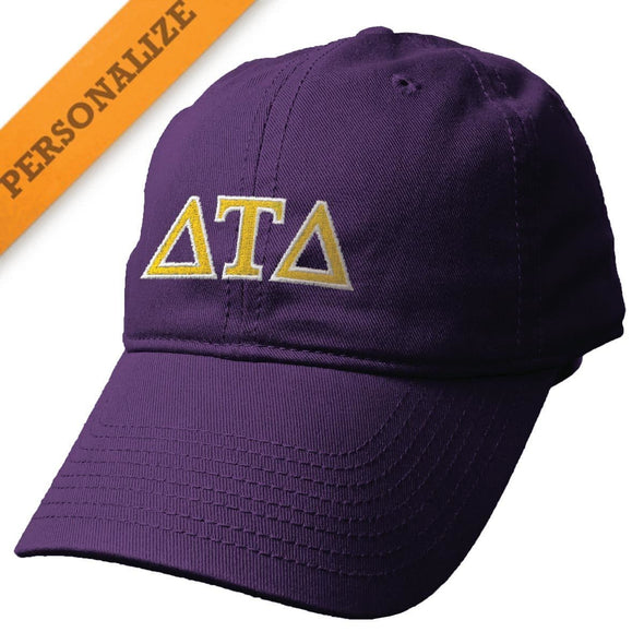 Delt Purple Personalized Hat By The Game®