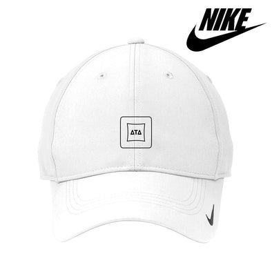 New! Delt White Nike Dri-FIT Performance Hat