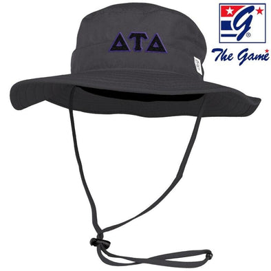 Delt Charcoal Boonie Hat By The Game ®