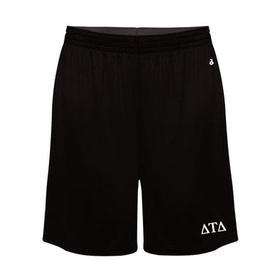 Delt Softlock Pocketed Shorts