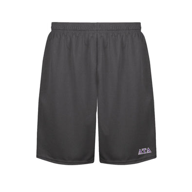 Delt Charcoal Performance Shorts