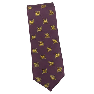 Sale! Delt Badge Silk Tie