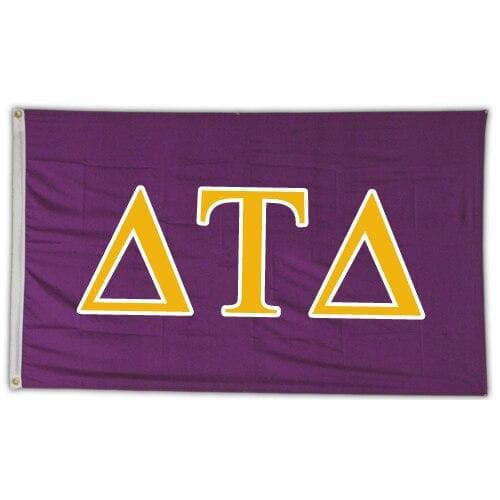 Sale! Delt Greek Letter Banner