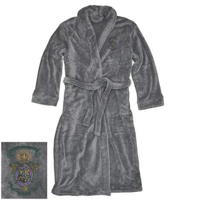Sale! Lambda Chi Charcoal Ultra Soft Robe
