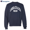 New! Lambda Chi Heavyweight Champion Crewneck Sweatshirt