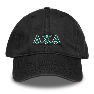 New! Lambda Chi Black Hat by The Game