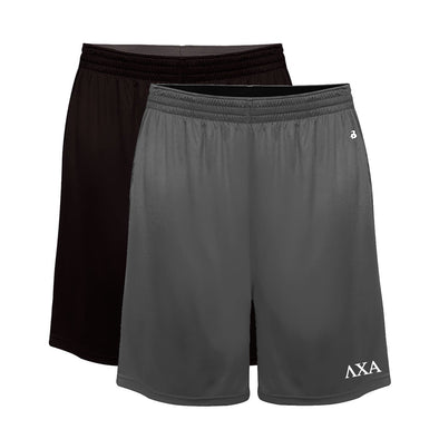 Lambda Chi Softlock Pocketed Shorts