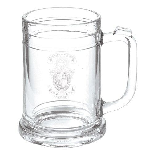 Lambda Chi Keepsake Glass Mug