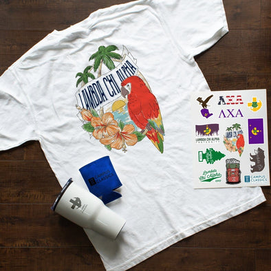 New! Lambda Chi Fun In The Sun Bundle