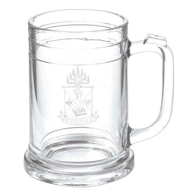 AEPi Keepsake Glass Mug