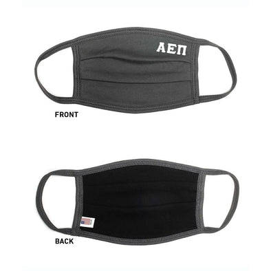 AEPi Paneled Face Mask
