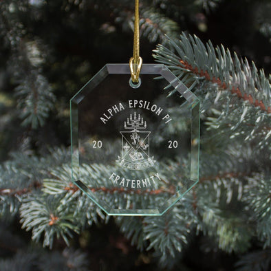 New! AEPi 2020 Limited Edition Holiday Ornament