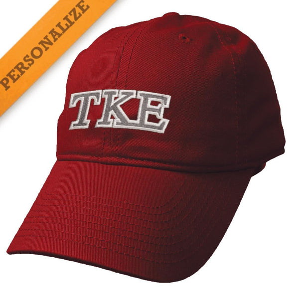 TKE Vintage Red Personalized Hat By The Game®
