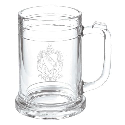 Tau Kappa Epsilon Keepsake Glass Mug