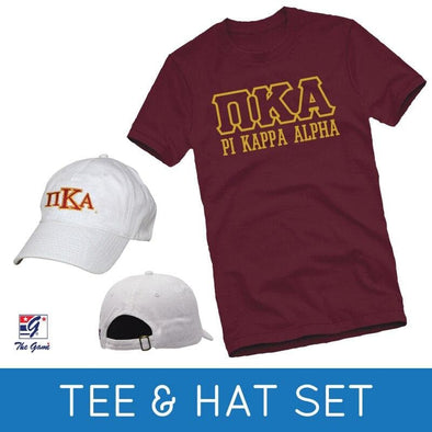 Sale! Pike Tee & Hat Gift Set