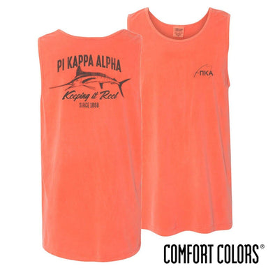 Pike Keep It Reel Comfort Colors Tank