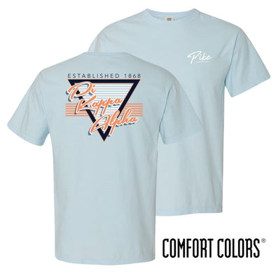 New! Pike Comfort Colors Retro Flash Tee