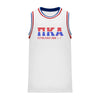 Pike Retro Block Basketball Jersey