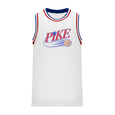Pike Retro Swish Basketball Jersey