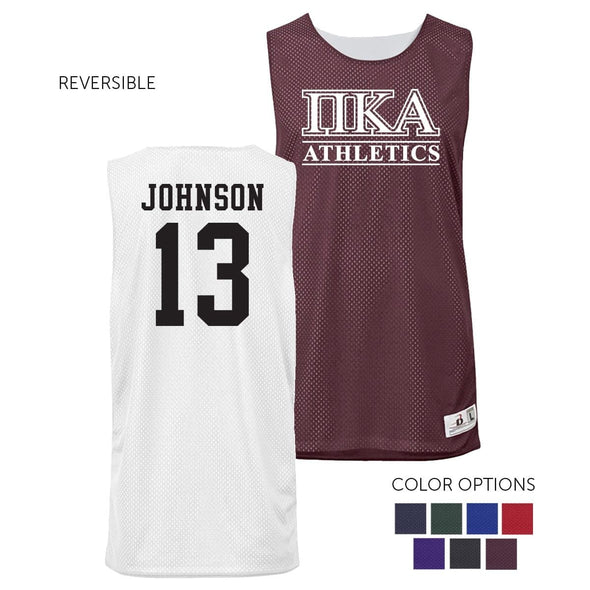 Pike Personalized Intramural Athletics Reversible Mesh Tank