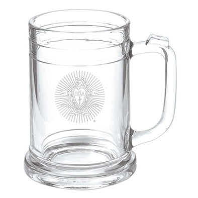Pike Keepsake Glass Mug