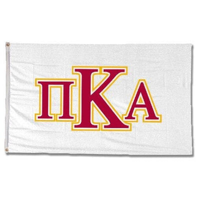 Pike Greek Letter Banner
