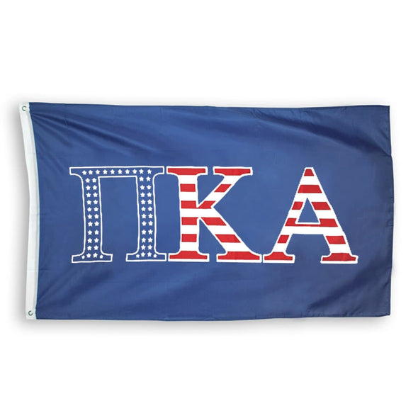 Pike Stars and Stripes Flag