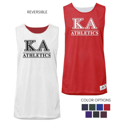 Kappa Alpha Intramural Athletics Reversible Mesh Tank