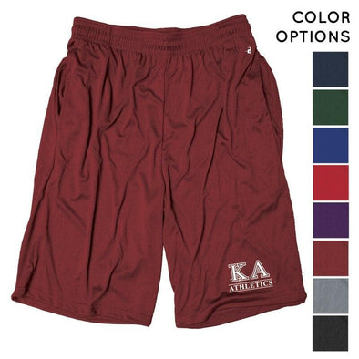 Kappa Alpha Intramural Athletics Pocketed Performance Shorts