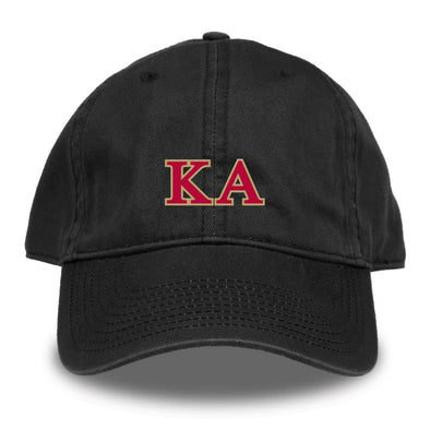 Kappa Alpha Black Hat