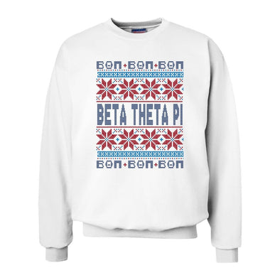 Beta Ugly Christmas Sweater