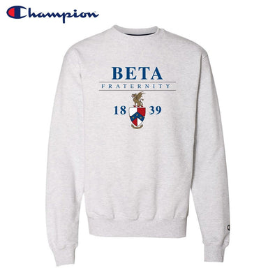 Beta Classic Champion Crewneck