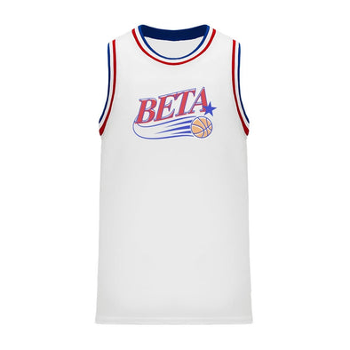 Beta Retro Swish Basketball Jersey