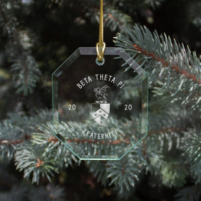 New! Beta 2020 Limited Edition Holiday Ornament