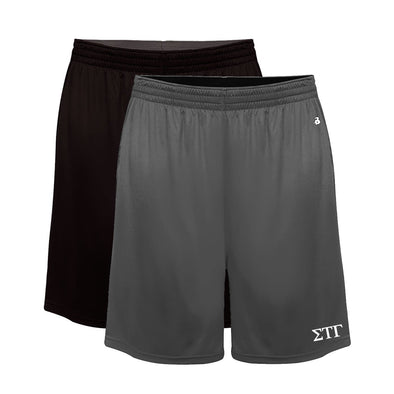 Sig Tau Softlock Pocketed Shorts