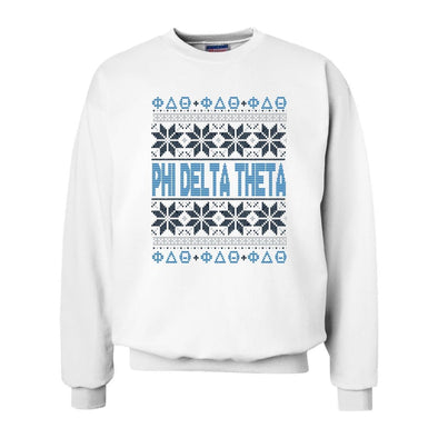 Phi Delt Ugly Christmas Sweater