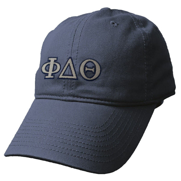 Sale! Phi Delt Vintage Blue Hat By The Game®