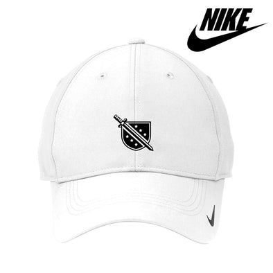 Phi Delt White Nike Dri-FIT Performance Hat