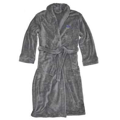 Sale! Phi Delt Charcoal Ultra Soft Robe