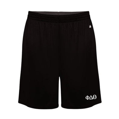 Phi Delt Softlock Pocketed Shorts