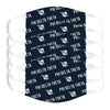 Phi Delt Patterned Face Mask