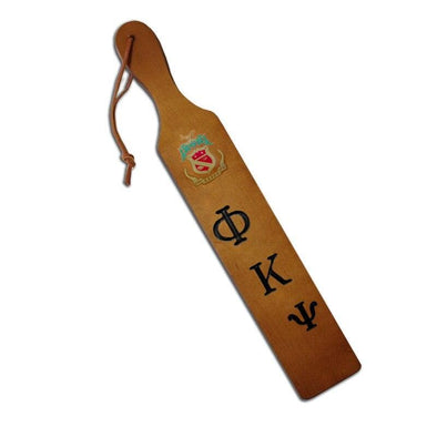 Phi Psi Traditional Paddle