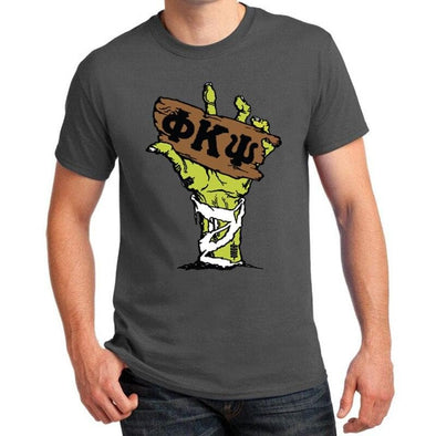 Clearance! Phi Psi Zombie Rising Tee