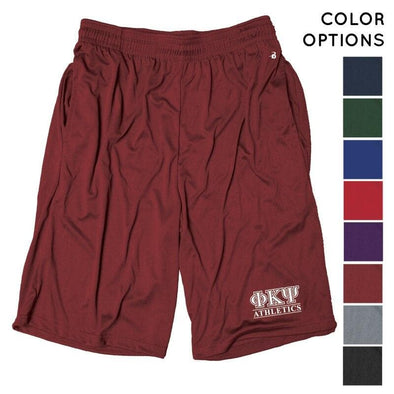 Phi Psi Intramural Athletics Pocketed Performance Shorts