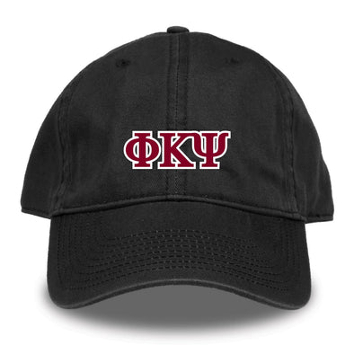 New! Phi Psi Black Hat by The Game