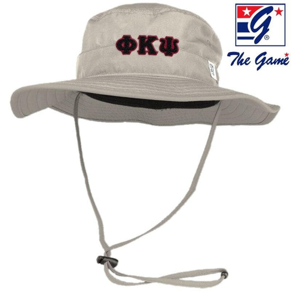 Phi Psi Stone Boonie Hat By The Game ®
